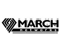 March Networks : Certifié installateur niveau platinium